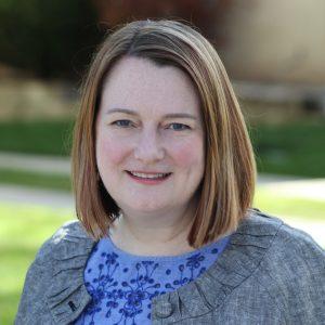 Gretchen Case, PhD, MA, 2013-17 Faculty Advisor