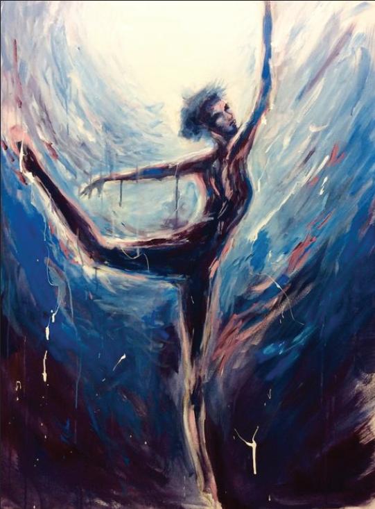 Silent Dancer - Kendra Pothier