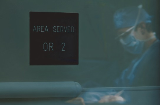 """Ghost Surgeon"", photograph"