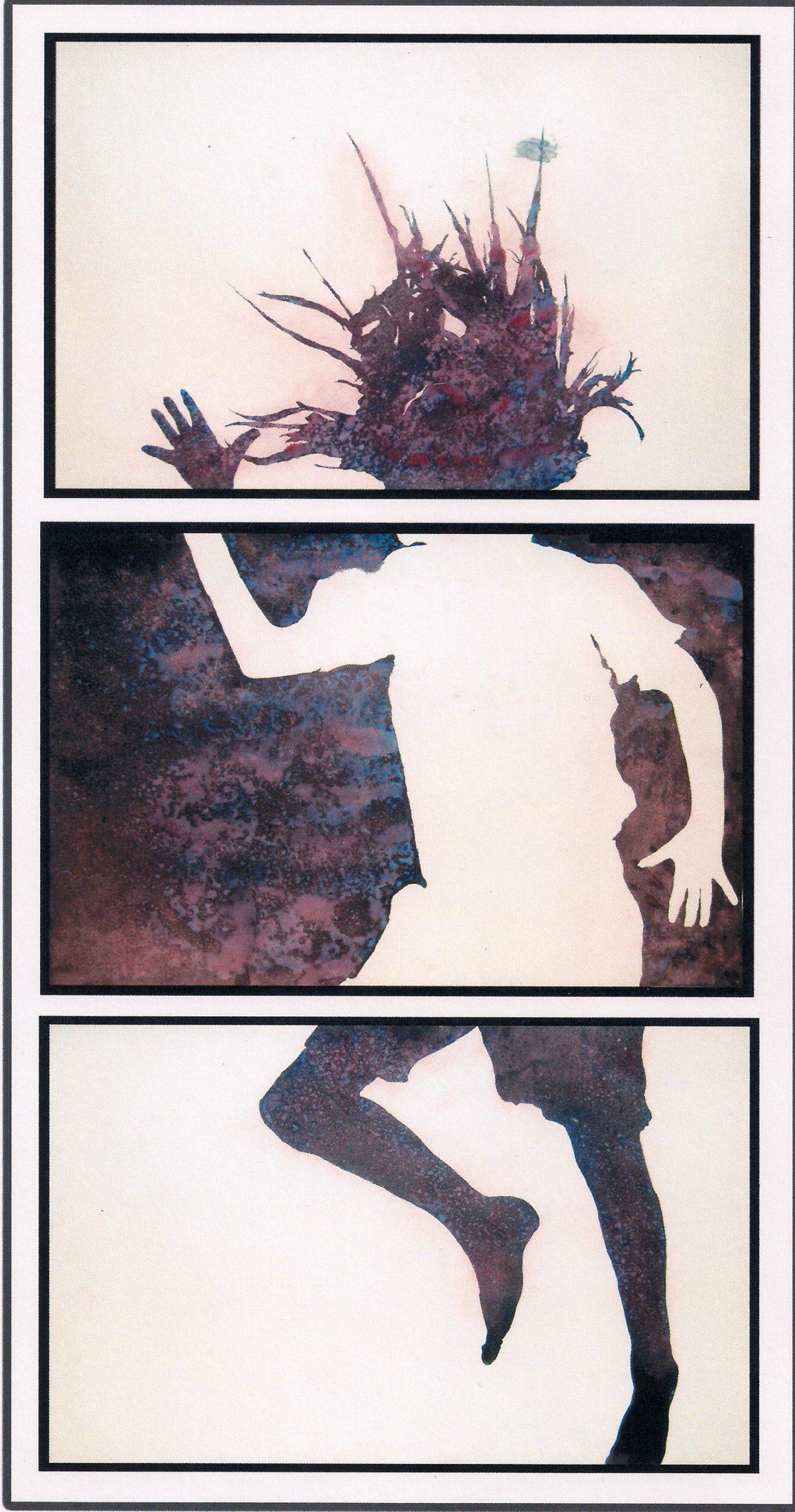 """Wild Child"" -painting by Michael Prestgard-Duke"
